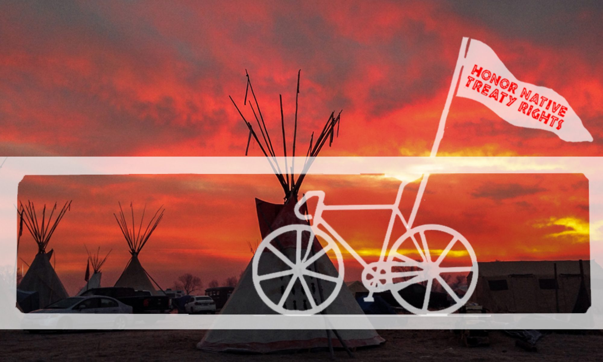 BIKE FOR STANDING ROCK